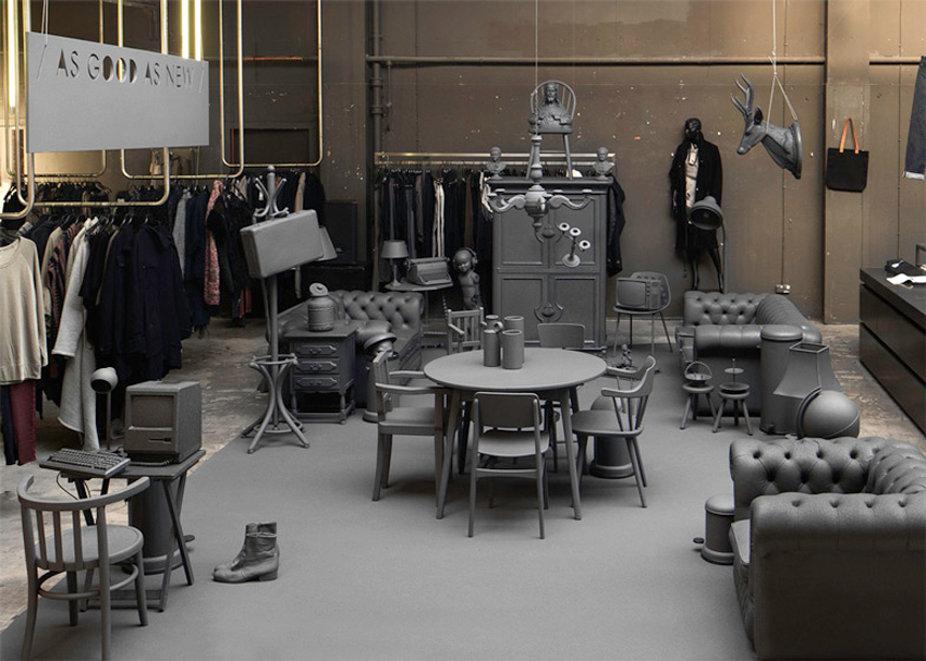 As Good As New pop up shop at SPRMRKT by i29 | Yellowtrace
