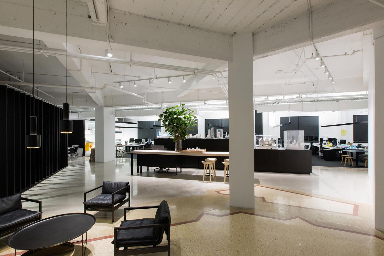 Bates Smart Sydney Studio   Yellowtrace