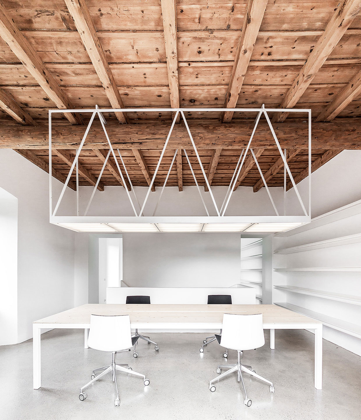 CN10 Architetti's Workspace in Italy   Yellowtrace