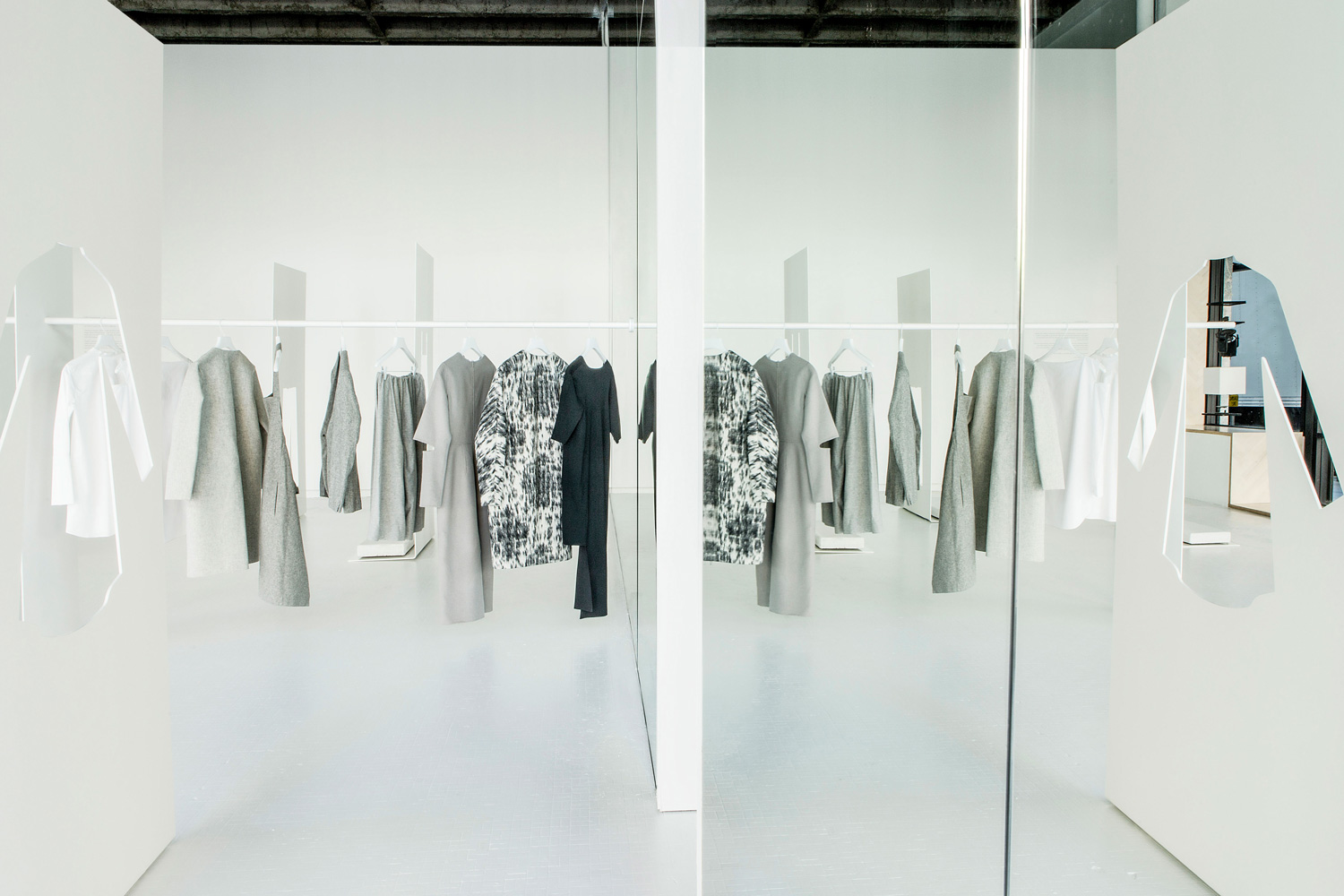 COS X Snarkitecture Pop up Collaboration at Austere | Yellowtrace
