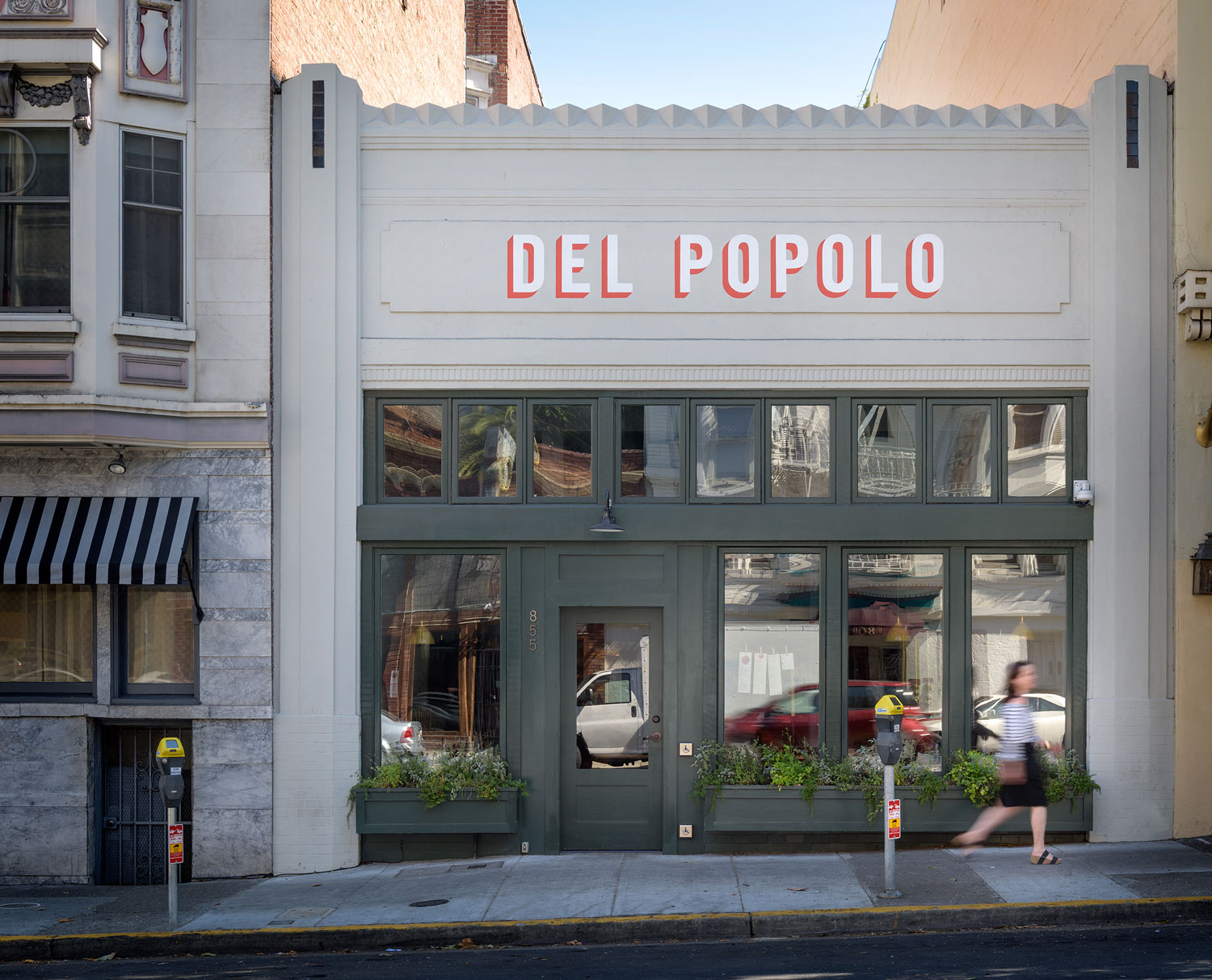 Del Popolo by Jessica Helgerson Interior Design | Yellowtrace