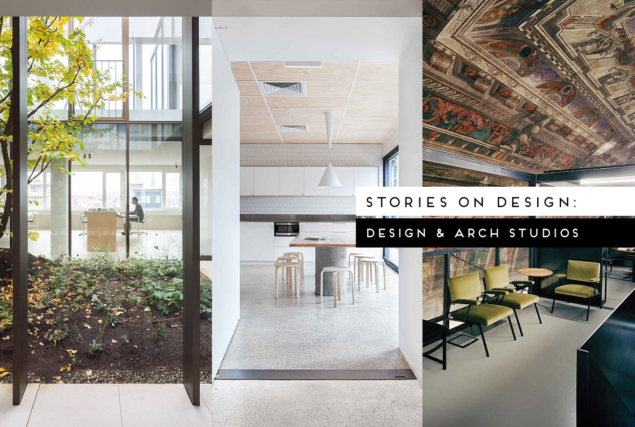 Stories On Design: Design & Architecture Studios