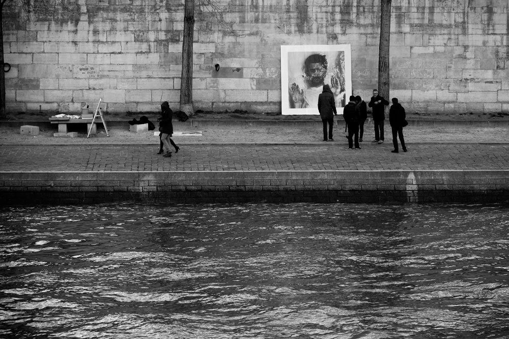 Drowning Project by Alban Grosdidier | Yellowtrace