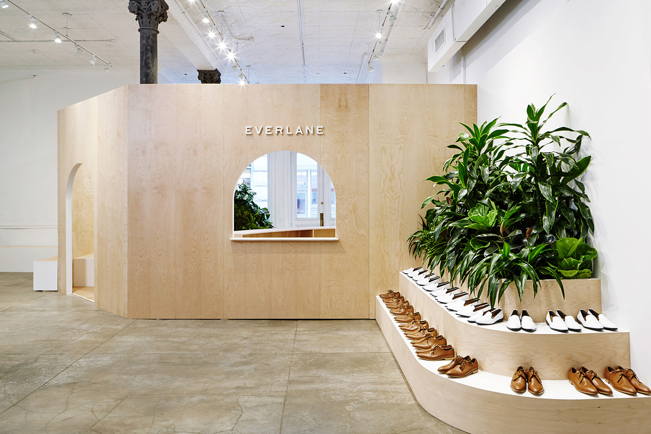 Everlane Fashion Store | Yellowtrace