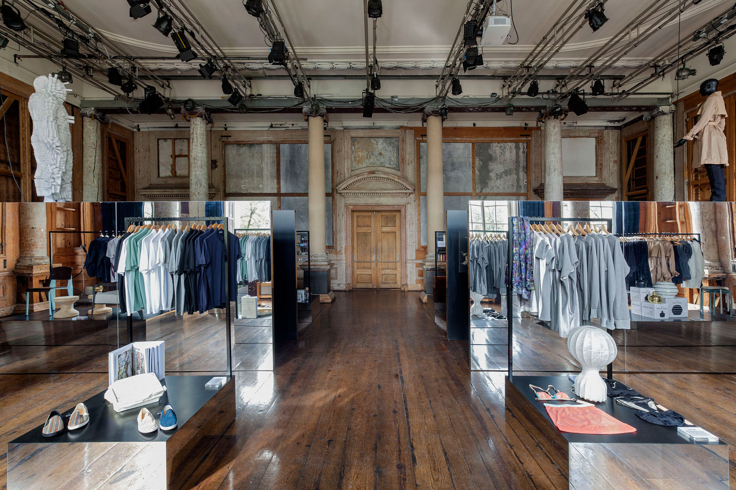 Felix and Frame Pop up Store by i29 at Felix Meritis Residence Amsterdam | Yellowtrace