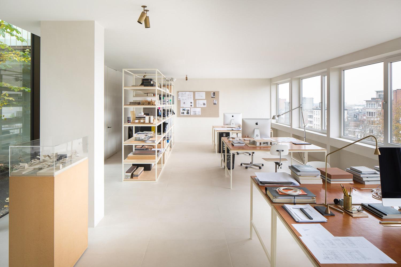 Hans Verstuyft Residence & Office   Yellowtrace