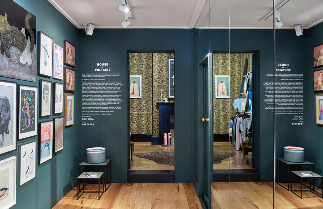 House Of Voltaire Melbourne Pop Up | Yellowtrace