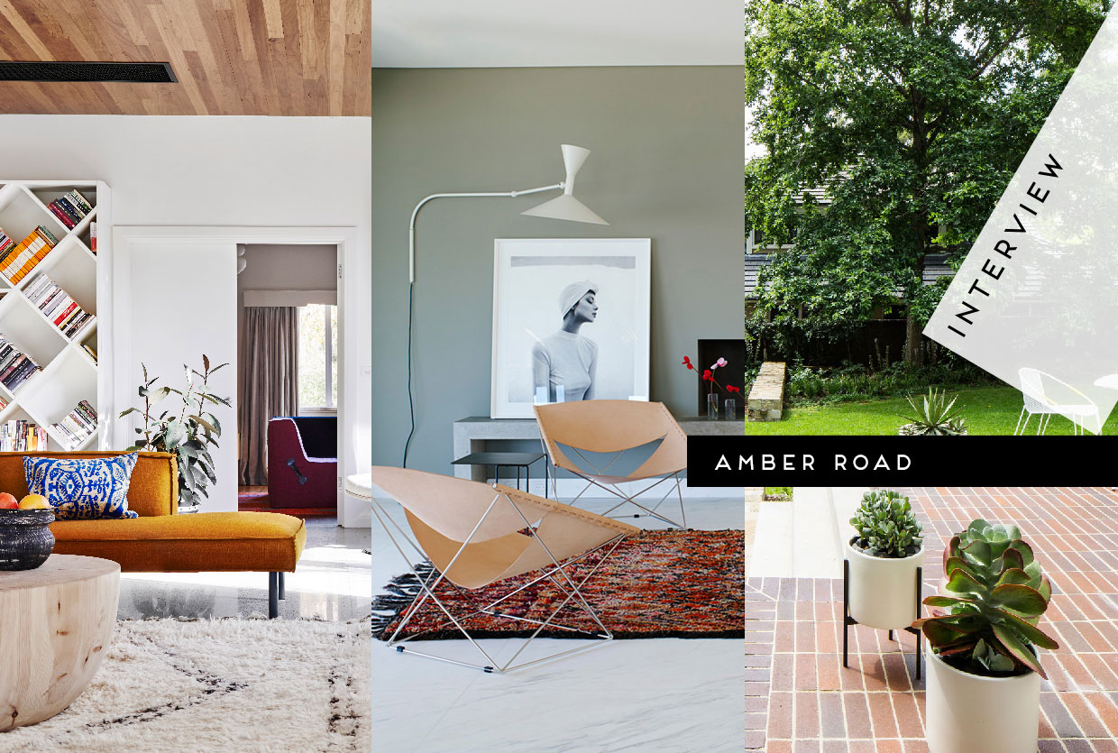 Amber Road Design Interview | Yellowtrace