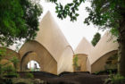 Japanese Community Centre for Elderly Residents by Issei Suma | Yellowtrace