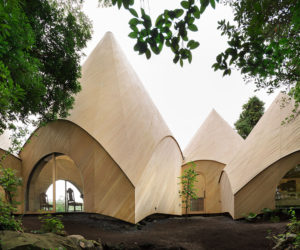 Japanese Community Centre for Elderly Residents by Issei Suma   Yellowtrace