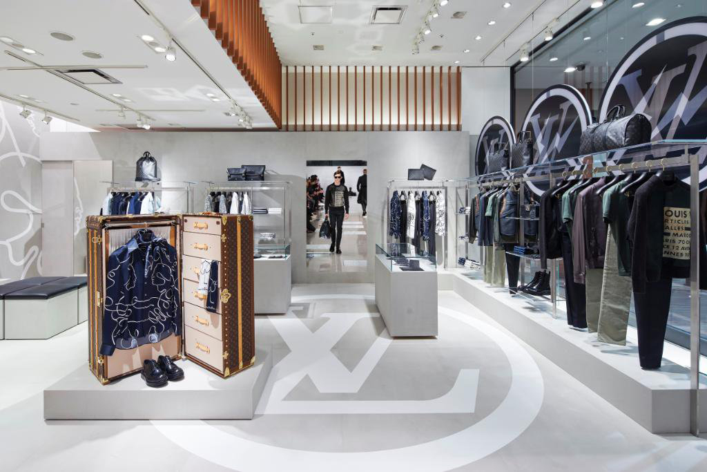 Louis Vuitton Tokyo Pop up | Yellowtrace