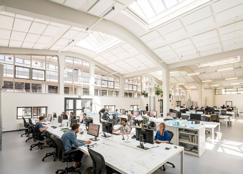 MVRDV studio in Rotterdam   Yellowtrace