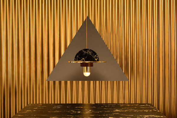Masquespacio Designs Shade Lamp for RACO | Yellowtrace