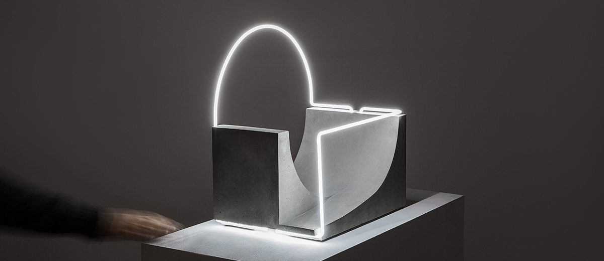 Art Events Exhibitions Product Design Morgane Tschiembers Fluorescent Lighting Tube