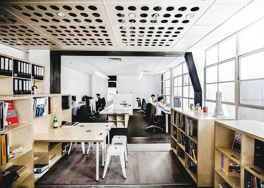 Particular Architects' Melbourne Studio   Yellowtrace