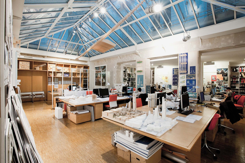 Renzo Piano Building Workshop in Paris   Yellowtrace