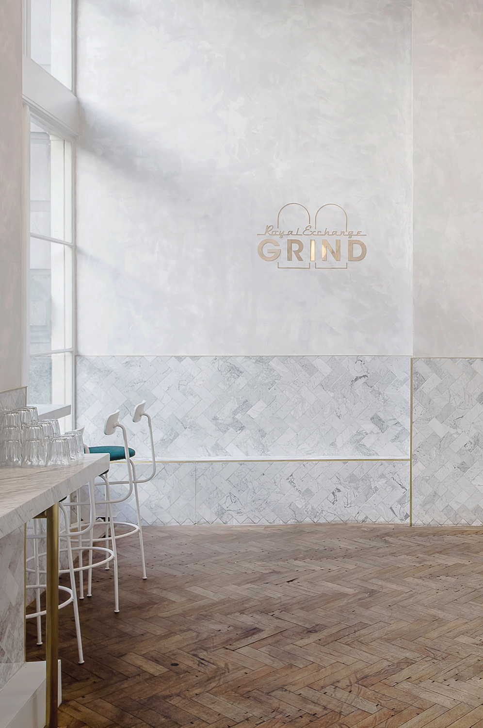 Royal Exchange Grind by Biasol: Design Studio | Yellowtrace