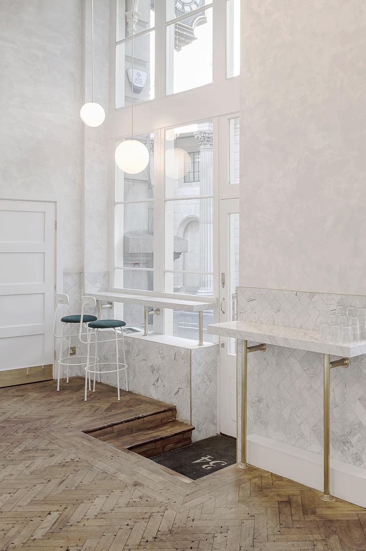 Royal Exchange Grind by Biasol: Design Studio   Yellowtrace