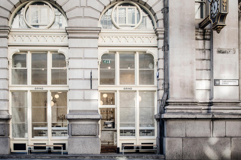 Royal Exchange Grind by Biasol: Design Studio | Yellowtrace
