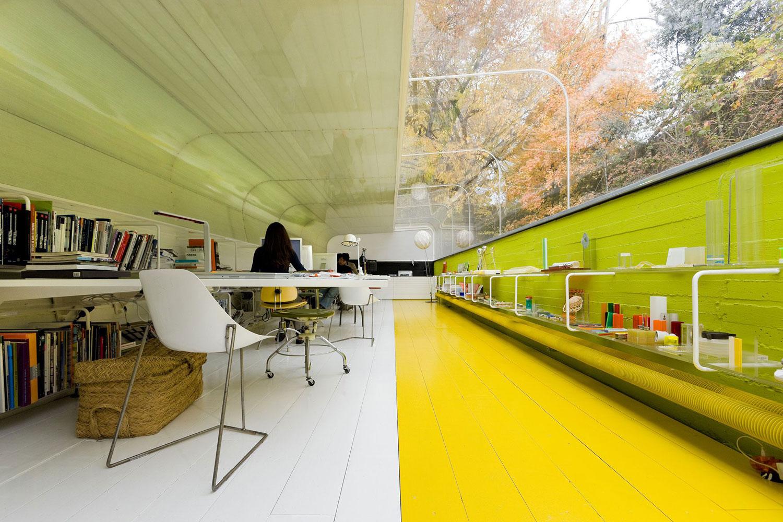 Selgas Cano Office   Yellowtrace