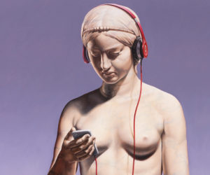 Monumental Nobodies by Australian Artist Matthew Quick | Yellowtrace