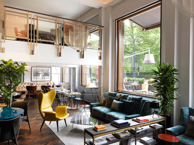 athenaeum hotel residences by kinnersley kent design. Black Bedroom Furniture Sets. Home Design Ideas