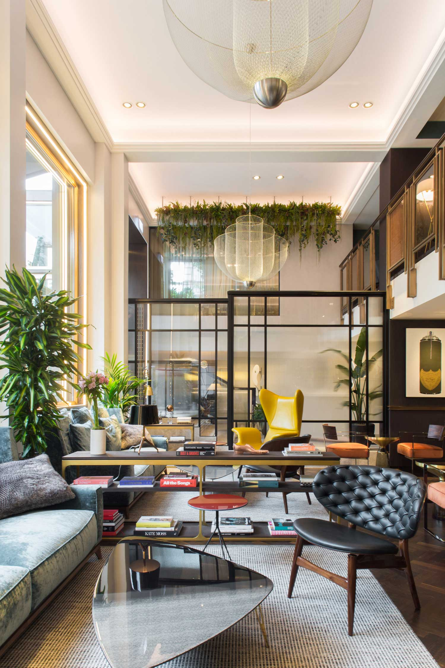 Hotel Interior: Athenaeum Hotel & Residences By Kinnersley Kent Design