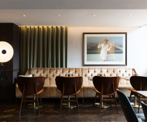 The Athenaeum Hotel & Residences in London's Mayfair by Kinnersley Kent Design | Yellowtrace