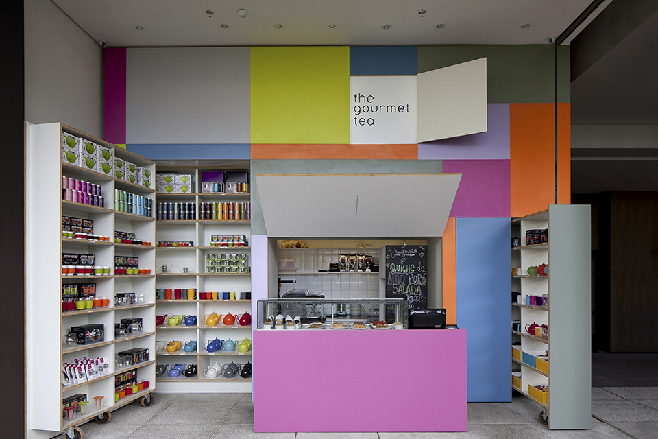 The Gourmet Tea by Alan Chu in Sao Paulo | Yellowtrace