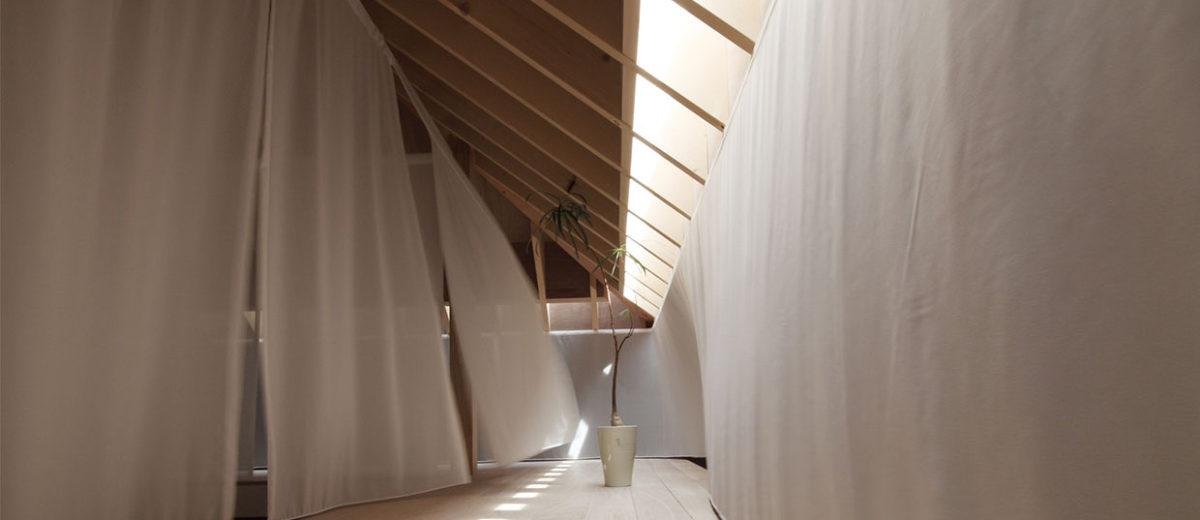 Wengawa House, Japan by Katsutoshi Sasaki + Associates | Yellowtrace
