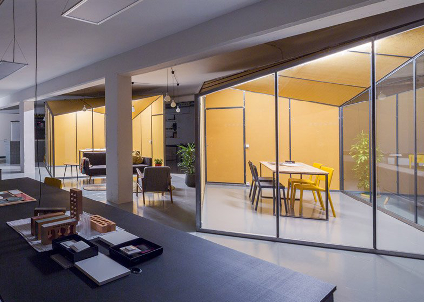 Zamness' Co-Working Office in Barcelona   Yellowtrace