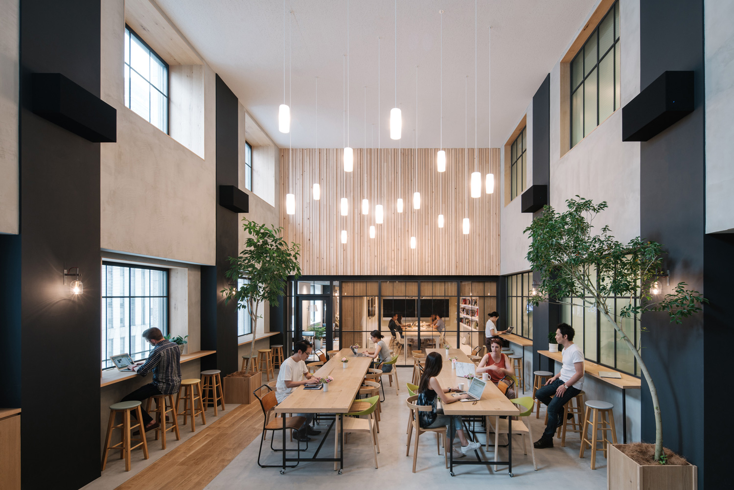 Office Desing Simple Ic Corporate Interiors Airbnb Hq In Tokyo By Suppose Design Office Yellowtrace
