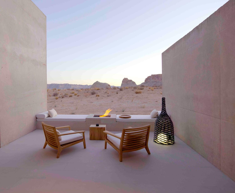 Amangiri Resort and Spa In The High Desert Of Utah. Image Courtesy of Aman Resorts | Yellowtrace