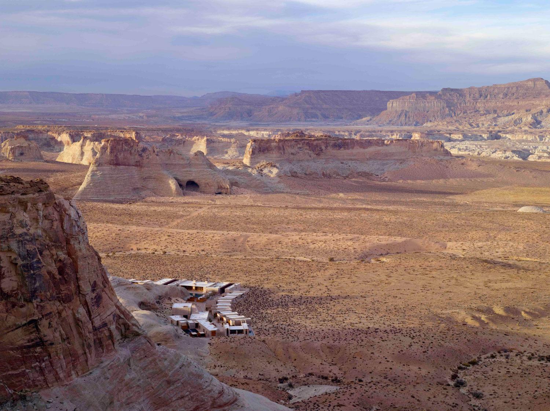 Amangiri Resort and Spa In The High Desert Of Utah   Yellowtrace