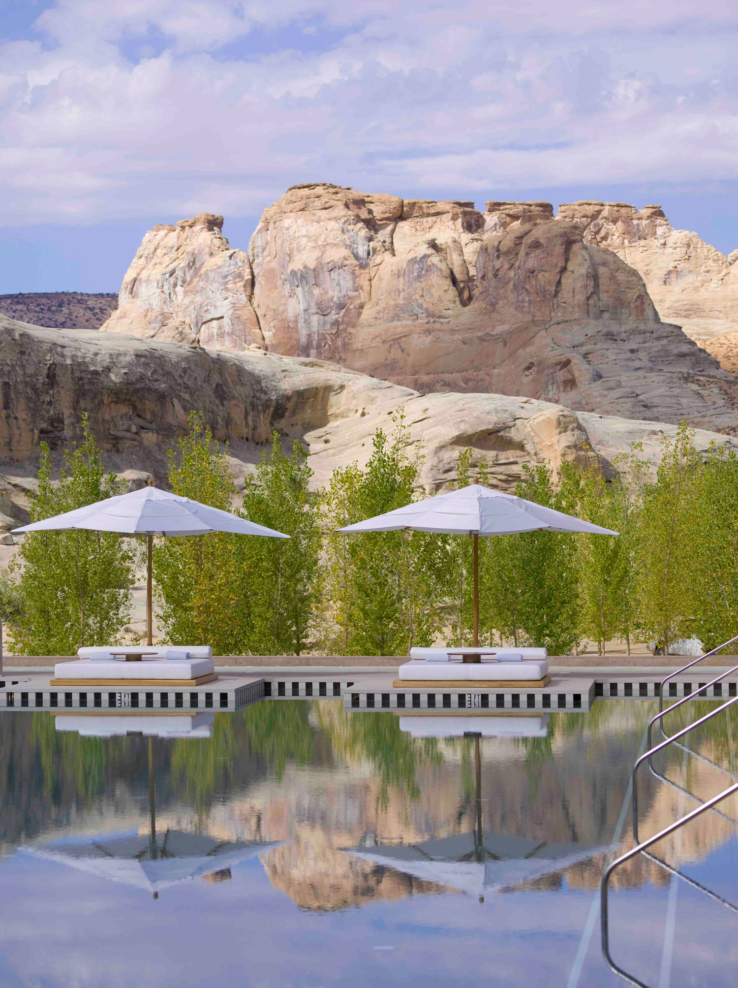 Amangiri Resort and Spa In The High Desert Of Utah | Yellowtrace