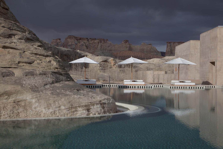 Amangiri Resort and Spa In The High Desert Of Utah. Photo © Giorgio Possenti | Yellowtrace