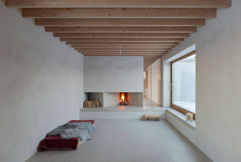 Atrium House in Gotland, Sweden by Tham & Videgård Arkitekter   Yellowtrace