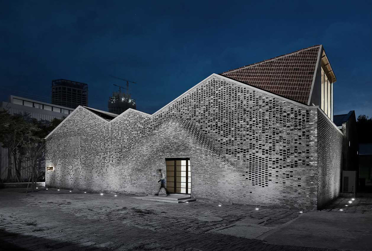 Chi She Art Gallery In Shanghai By Archi Union