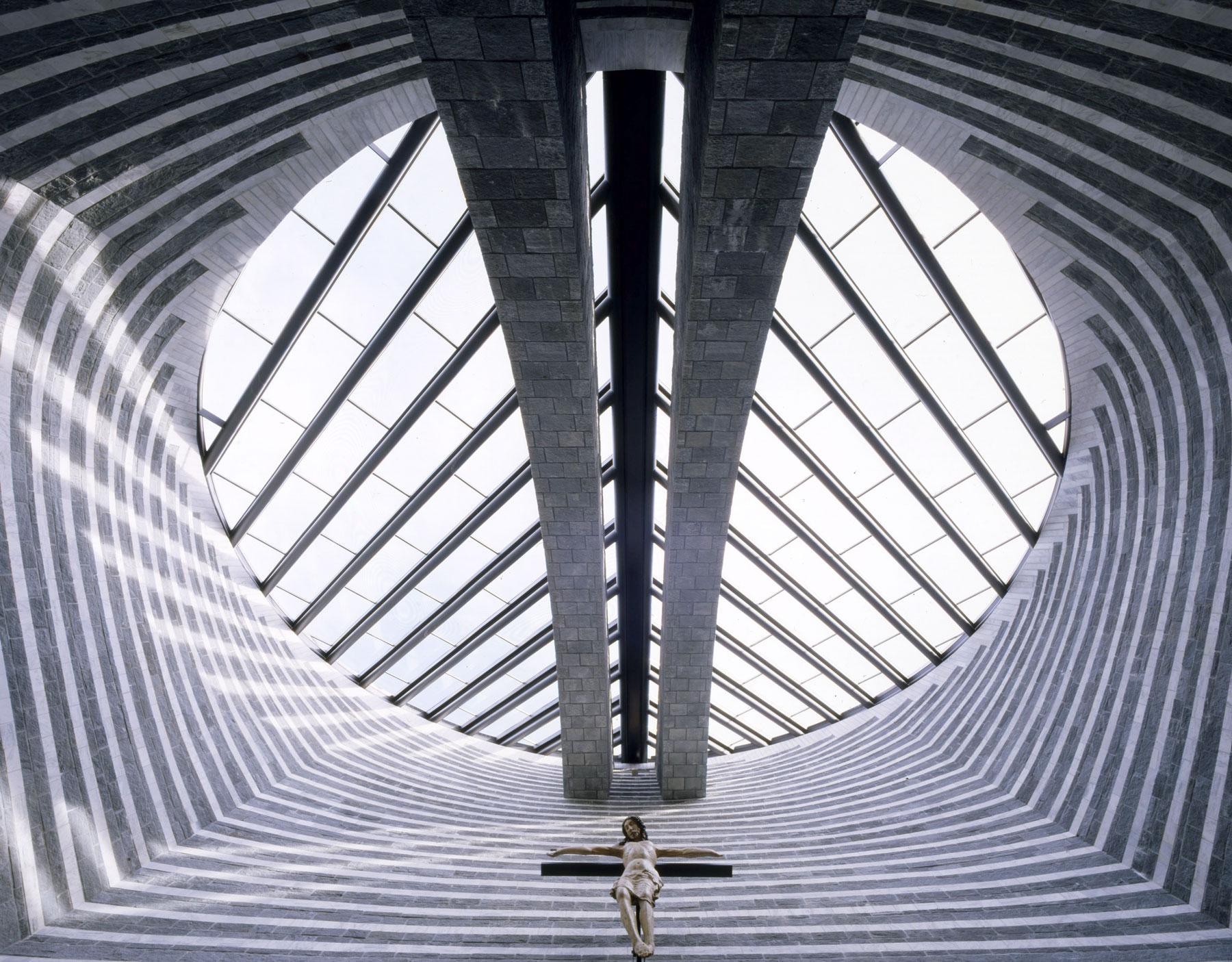 Chiesa di Mogno by Mario Botta | Yellowtrace