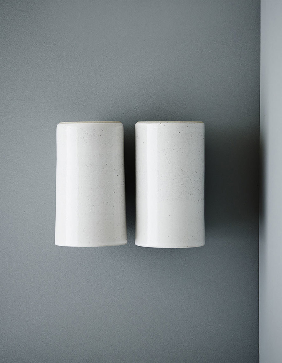 Earth Light by Bruce Rowe from Anchor Ceramics   Yellowtrace