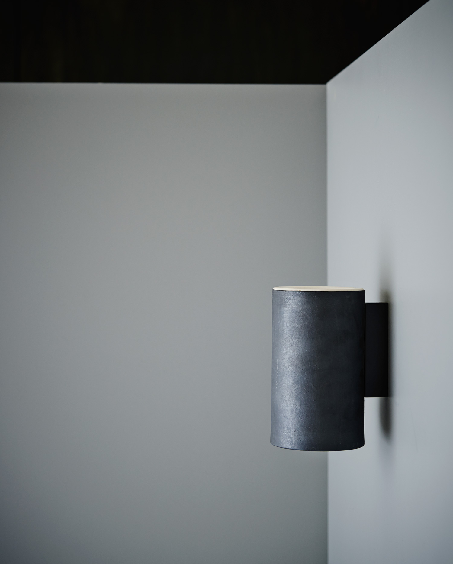Earth Light by Bruce Rowe from Anchor Ceramics | Yellowtrace