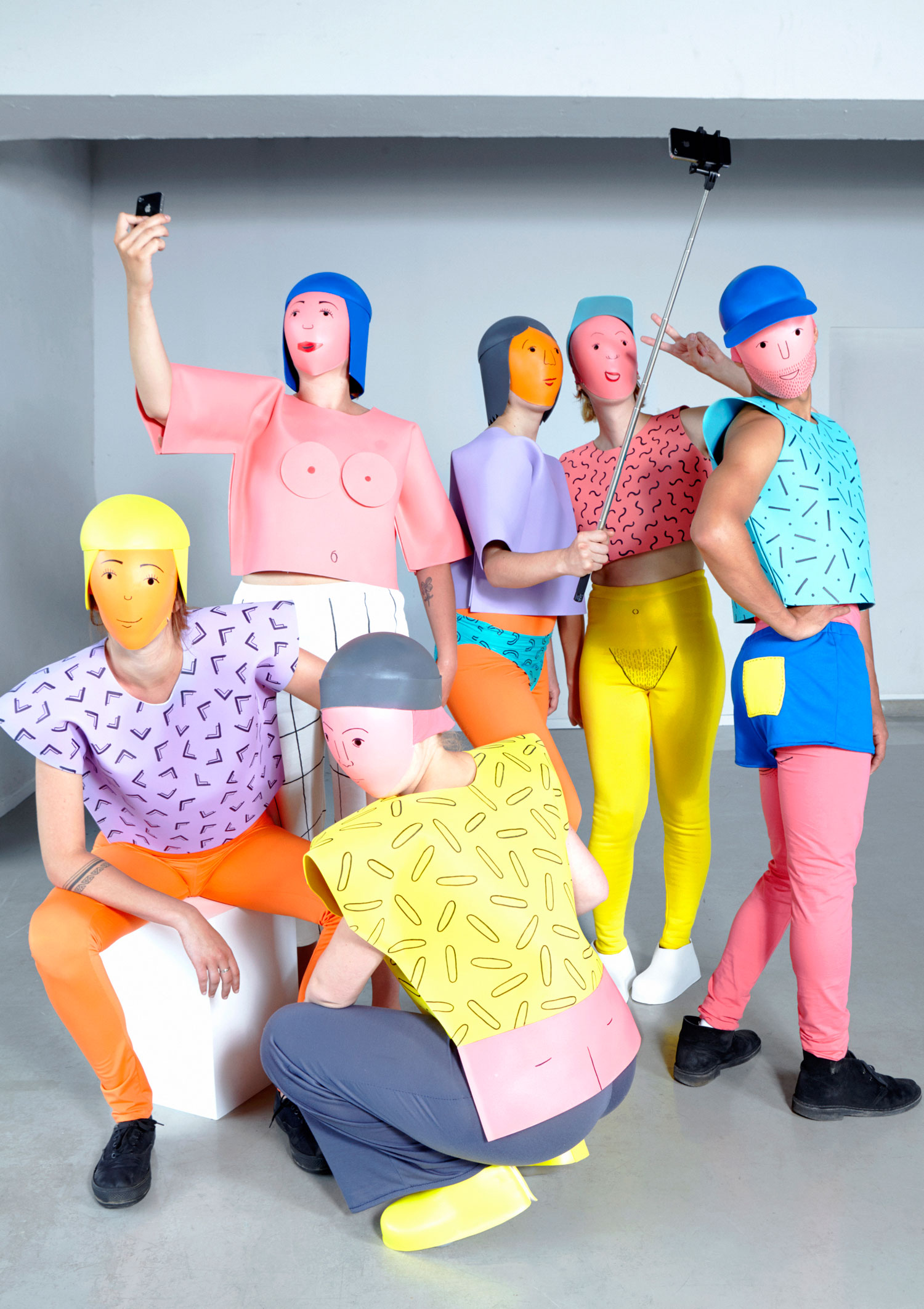 Design Academy Eindhoven 2016 Graduation Show, Aina Seerden | Yellowtrace