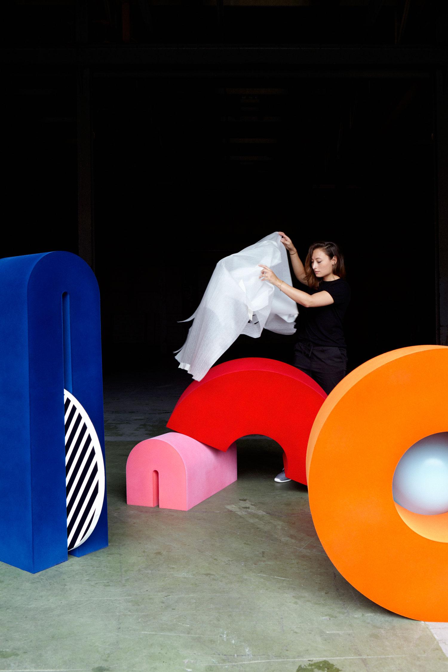 Design Academy Eindhoven 2016 Graduation Show, Mandy van der Heijden | Yellowtrace