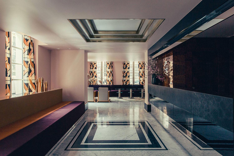 hotel saint marc paris by dimore studio yellowtrace. Black Bedroom Furniture Sets. Home Design Ideas