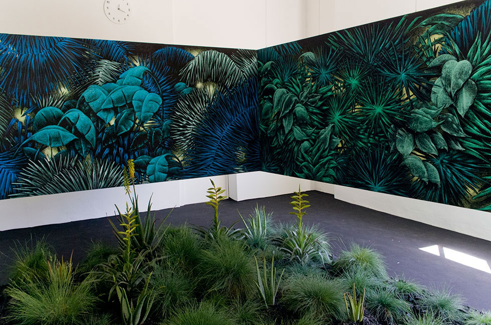 Julien Colombier Artwork for Festival Hyeres   Yellowtrace