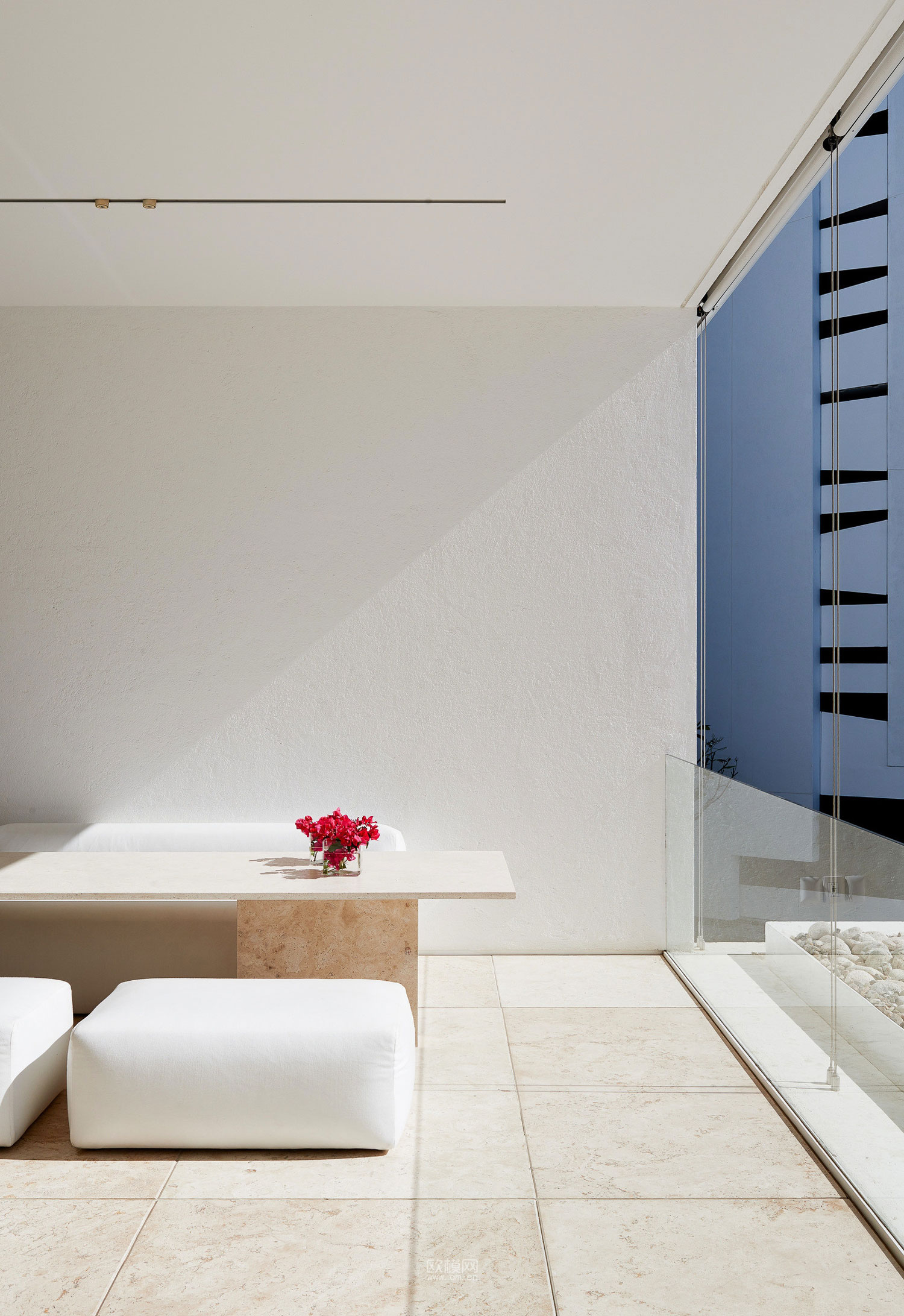 mar adentro hotel residences in mexico by miguel angel aragones yellowtrace