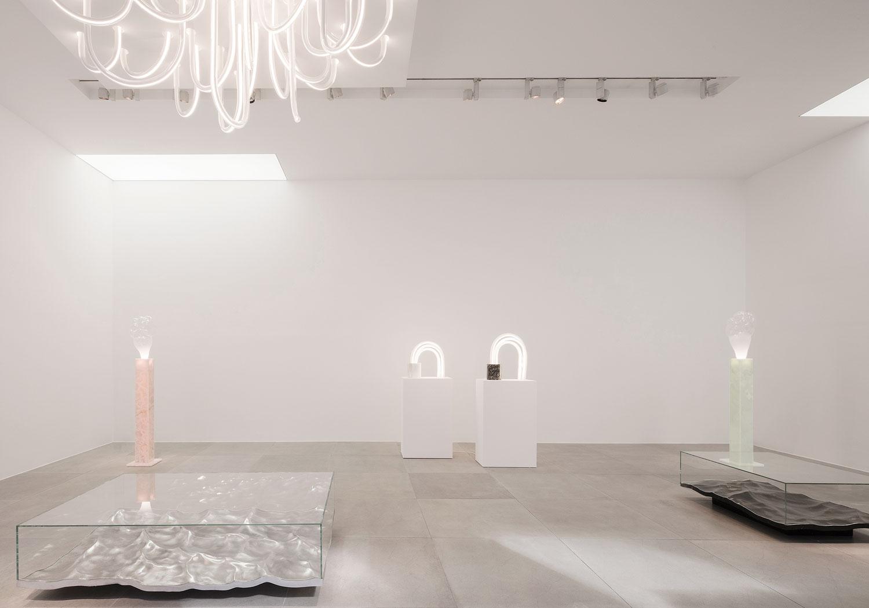 Mathieu Lehanneur's Solo Exhibition at Carpenter's Workshop London | Yellowtrace