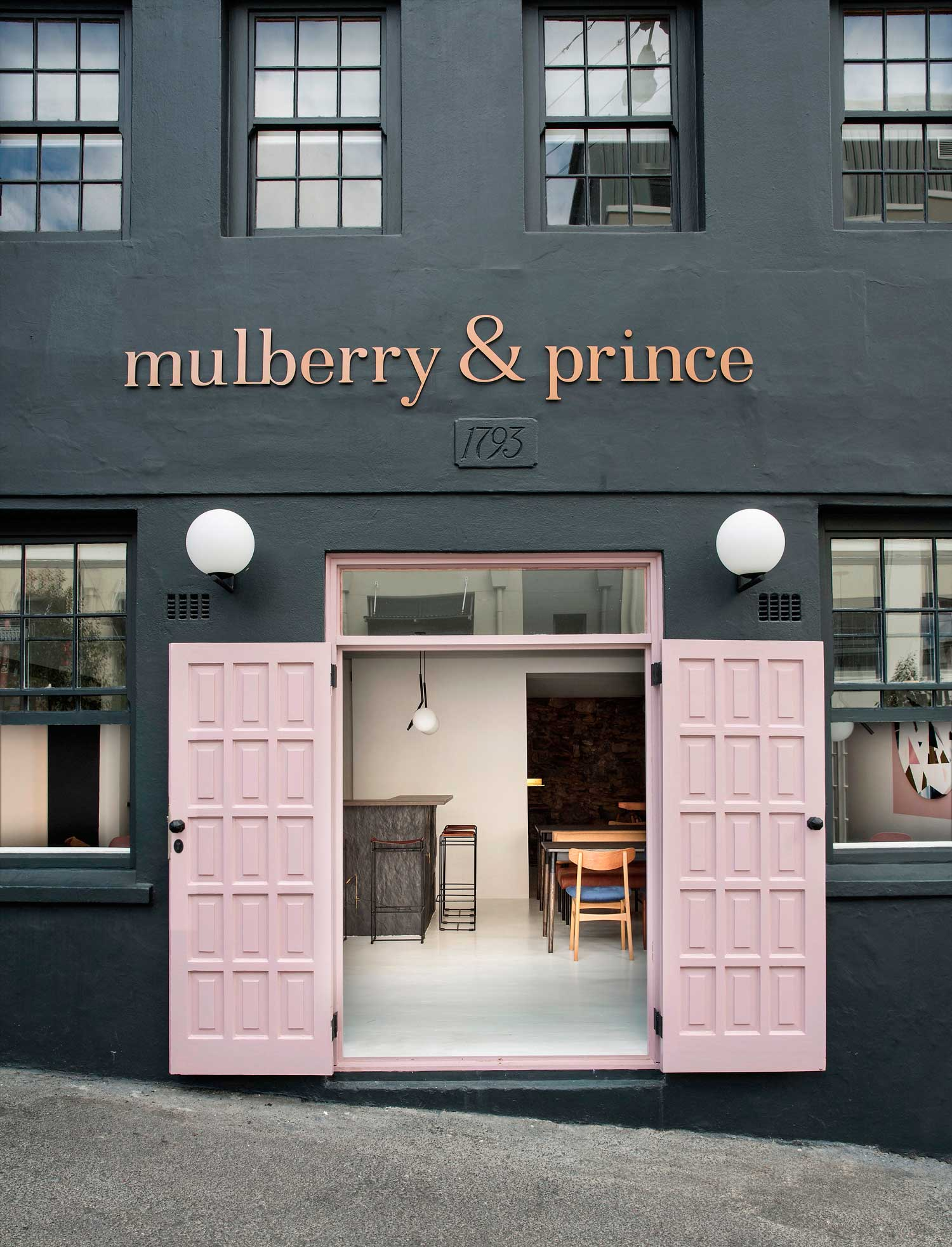 Mulberry U0026 Prince Restaurant In Cape Town By Atelier Interiors | Yellowtrace