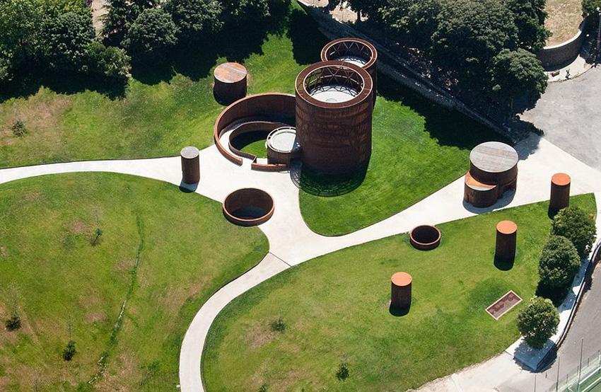 Museo nteractivo de la Historia de Lugo by Nieto-Sobejano Arquitectos   Yellowtrace