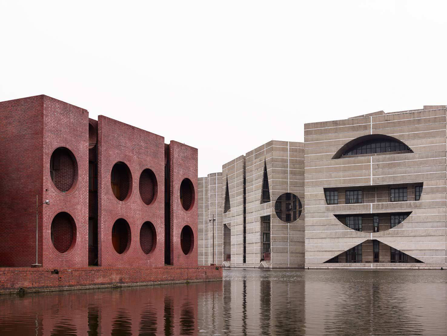 Storiesondesignbyyellowtrace epic circles in architecture for Bangladeshi building design